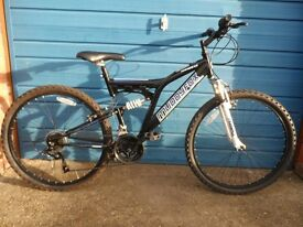 Muddyfox Hypersonic 2.0 mountain bike