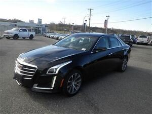 2016 Cadillac CTS 3.6L Luxury Collection | Backup Cam