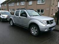 56 plate nissan navara dci outlaw