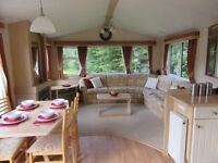 Willerby Salisbury Static Caravan for sale in beautiful Argyll & Bute with site fees till April 2017