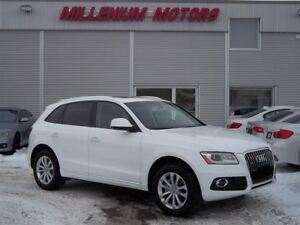2015 Audi Q5 2.0T PROGRESSIVE / NAVI / B.CAM / SUNROOF/ LEATHER