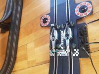 carrerra race track (like scalextric)