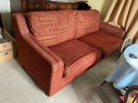 Beautiful M&S large sofa