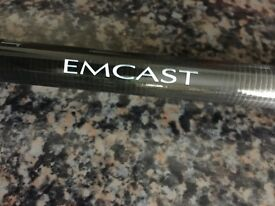 Daiwa Emcast 12ft Carp Rods X 2 VGC little use Stalham area