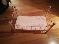 Baby Annabell Cot bed