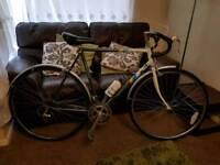 Vintage men's Emmelle racing bike 54cm Steel Frame Eroica Retro Classic Tour