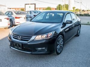 2015 Honda Accord SPORTY BUT ELEGANT!!