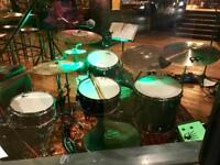 Drummer available for gigs