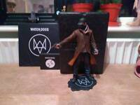 Watchdogs Figure And Art Booklet