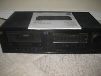 Dual Cassette Player CC 8015