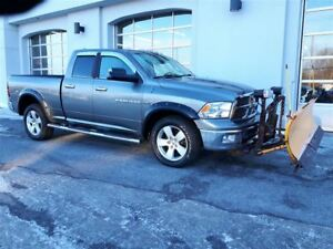 2011 Ram 1500 Outdoorsman +Pelle a Neige+