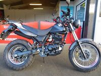 2016 125cc Hyosung RT125D - £1899. Learner Legal, Finance subject to status. Full service history.