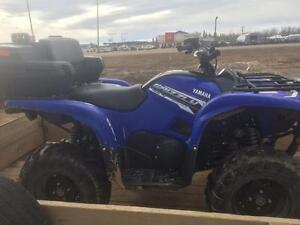 2014 Yamaha Grizzly 550 EPS 4x4