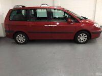 2003 Peugeot Diesel 2.2 HDi Executive 7 Seat 5dr *** Full Years MOT ***