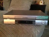 Jvc vhs video player