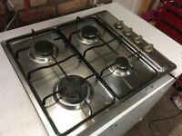 GAS HOB, 4 RING, GOOD CONDITION, FIRST £20 BARGAIN