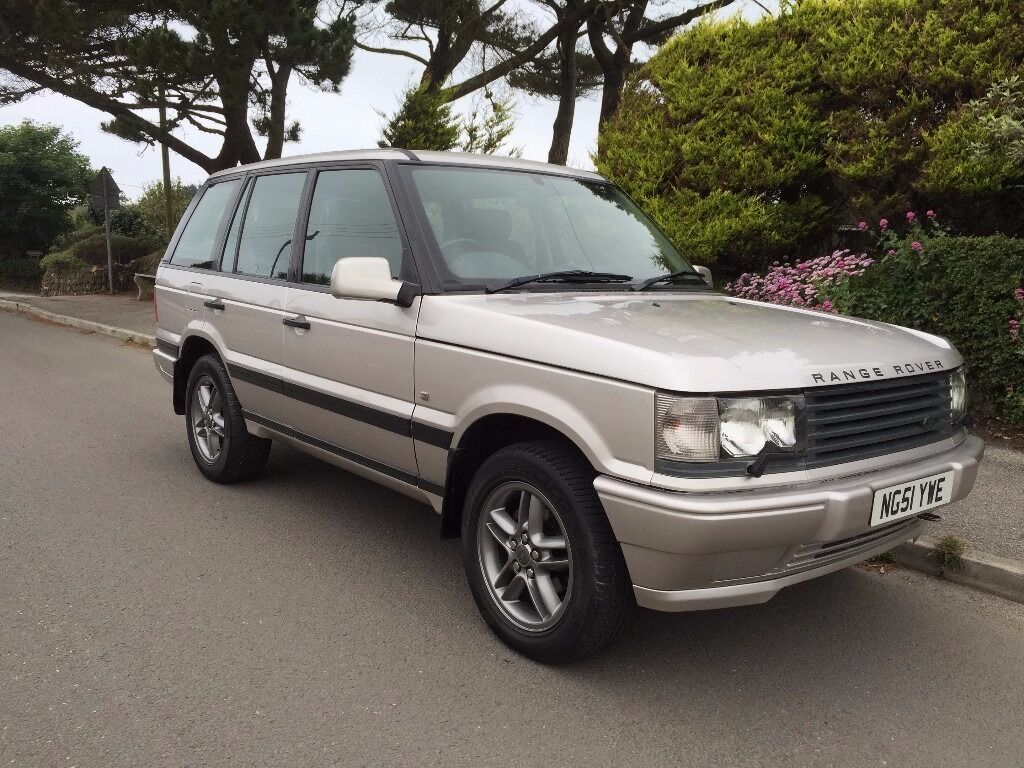 range rover p38 westminster 2 5 d auto limited edition in st agnes cornwall gumtree. Black Bedroom Furniture Sets. Home Design Ideas