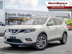 2015 Nissan Rogue SL | DUAL SUNROOF | HEATED LEATHER | NAVIGATIO