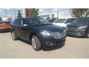 2014 Lincoln MKX AWD,Leather,Htd seats,Nav,Sun roof