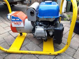 Harrington Petrol Generator 2.7KVA