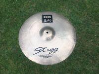 "Stagg DH 18"" Crash Rock Brilliant Cymbal - DH-CR18B"