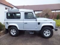 LAND ROVER DEFENDER COUNTY 90, 2.4 Tdci SW SWB, 2007 (07)