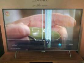 Philips 49' 4K TV (Spairs or Repairs)
