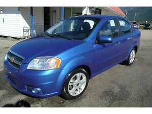 2009 Chevrolet Aveo  SUPER LOW KM LT