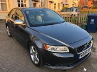 2008 VOLVO S40 - SPORT D RDESIGN - FULL SERVICE - 2KEYS - LONG MOT - AC WORKING