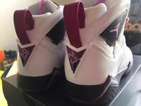 New Jordan 7