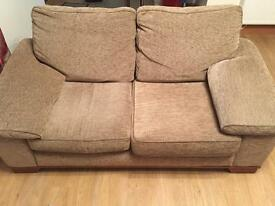 3 seater,2 seater and storage foot stool