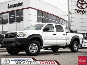 2013 Toyota Tacoma V6 4X4 DOUBLE CAB ONLY 60211 KMS!!