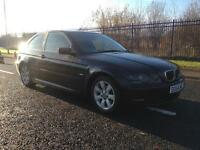BMW 316 TI ES COMPACT M-SPORT EXTRAS LONG MOT 2004 MODEL