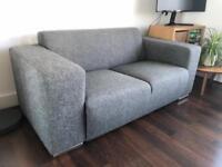 Dutch Two Seater Sofa - 75x174x91cm