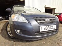 08 KIA CEED LS 1.6,MOT JUNE 017,ONLY 1 OWNER FROM NEW,PART HISTORY,2 KEYS,LOVELY EXAMPLE
