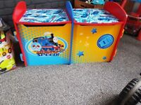 Thomas toy box