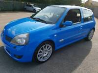 2005 Renault Clio 182 CUP