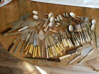 joblot of kitchen utensils