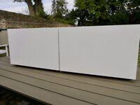 Small White TV / Media Cabinet