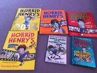 Horrid Henry bundle