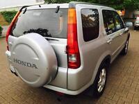 Honda CRV I-VTEC SE EXEC,AUTOMATIC, 2003,SERVICE History,MOT,2 x Keys, 1OWNER