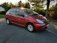 2005 CITROEN XSARA PICASSO DESIRE 1.6 Petrol - 64,000 miles - Drives Great - 1 Yr MOT