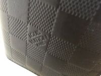 Gents Louis Vuitton Leather Onyx Brazza Wallet