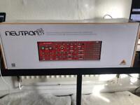 Behringer Neutron Semi Modular Synthesizer