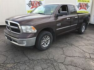 2014 Ram 1500 SLT, Crew Cab, Automatic, 4*4, Only 48,000km