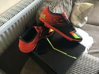 Boys Adidas messi Astro trainers