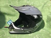 New XL Biker Helmet Motorcycle Motorbike Motocross