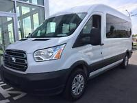2015 FORD TRANSIT 350  XLT WAGON 15 PASSAGERS