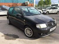 VOLKSWAGEN POLO 1.6 GTI # RARE SOUGHT AFTER GTI # 12 MONTHS MOT # HPI CLEAR