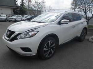 2016 Nissan Murano Platinum | NAV | 360 Camera | Cooled Seats